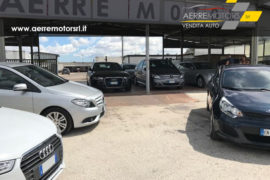 AERRE MOTORS SRL ESPOSIZIONE 02 bis