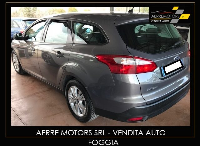 FORD FOCUS S.W. 1.6 TDCI 95 CV PLUS pieno