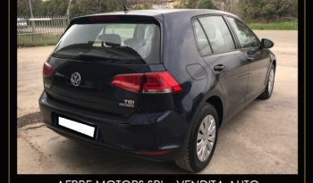 GOLF VII 1.4 TGI TRENDLINE BLUEMOTION pieno