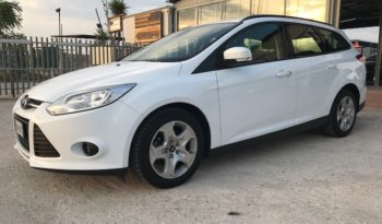 FORD FOCUS 1.6 TDCI 115 CV S.W. PLUS completo