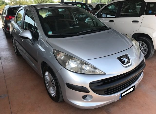 PEUGEOT 207 1.4 HDI  70CV ENERGIE completo