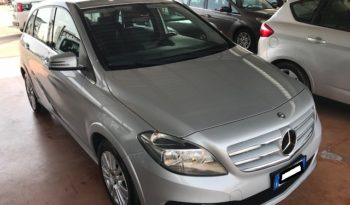 MERCEDES B 200 NGT NATURAL GAS METANO completo