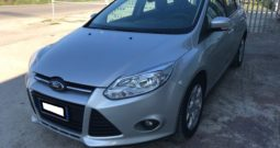 FORD FOCUS 1.6 TDCI 115 CV BUSINESS PLUS
