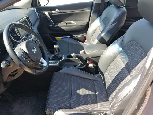 Kia Sportage 1.7 CRDI 115CV 2WD high tech completo