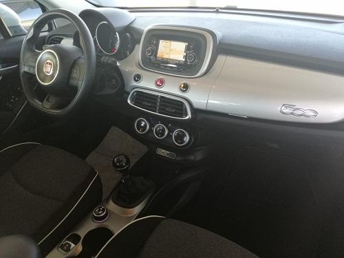 Fiat 500X 1.6 MULTIJET 120 CV LOUNGE pieno