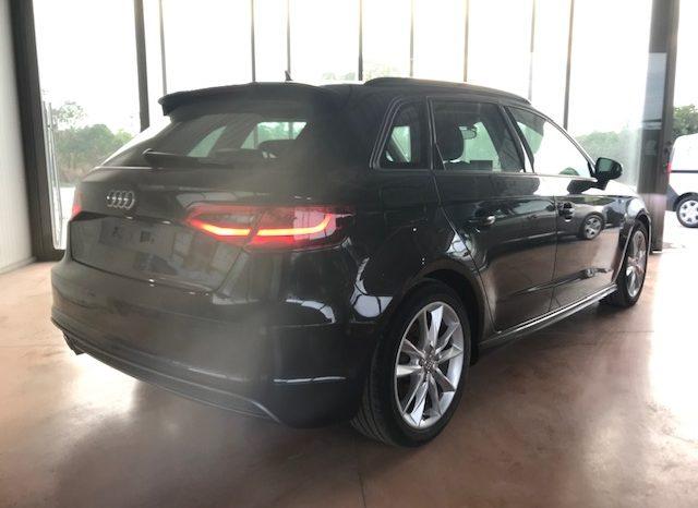 Audi A3 SPB S-TRONIC 2.0 TDI 184 CV S-LINE  QUATTRO pieno