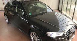 Audi A3 SPB S-TRONIC 2.0 TDI 184 CV S-LINE  QUATTRO